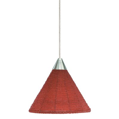 Tech Lighting 1 Light Egypt Pendant
