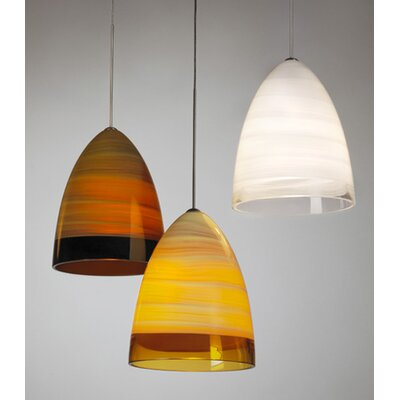 Tech Lighting Nebbia 1 Light Monorail Pendant