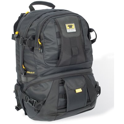 Mountainsmith Camera Borealis AT Recycled Backpack in Black