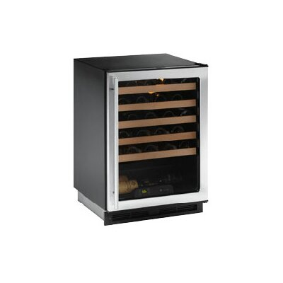 Wine Captain 48 Bottle Wine Cooler
