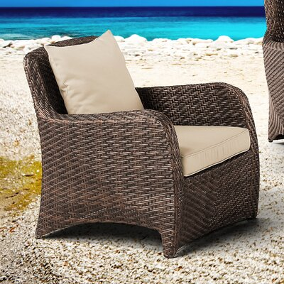 Corentine Living Deep Seating Chair with Cushion