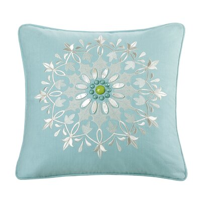 Sardinia Cotton Square Pillow
