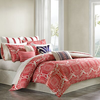 echo design Cozumel 3 Piece Comforter Set