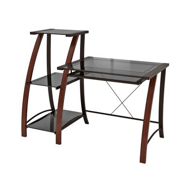 Z-Line Designs Triana Desk and Bookcase