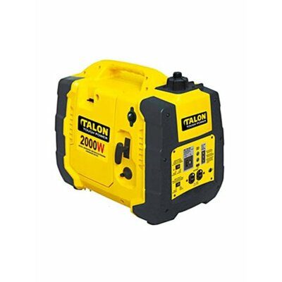 Talon Generators Talon 2,000W Gas Inverter Generator