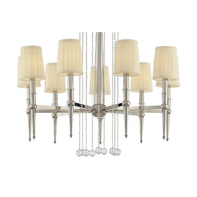 Hudson Valley Lighting Laurel 9 Light Chandelier