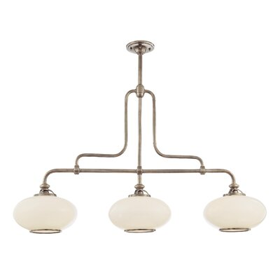 Canton 3 Light Kitchen Island Pendant
