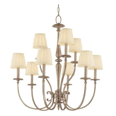 Jefferson 9 Light Chandelier