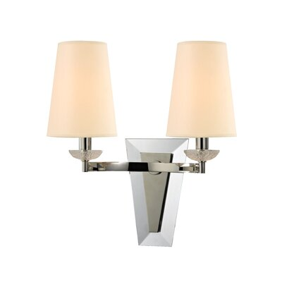 Hudson Valley Lighting Nelson 2 Light Wall Sconce