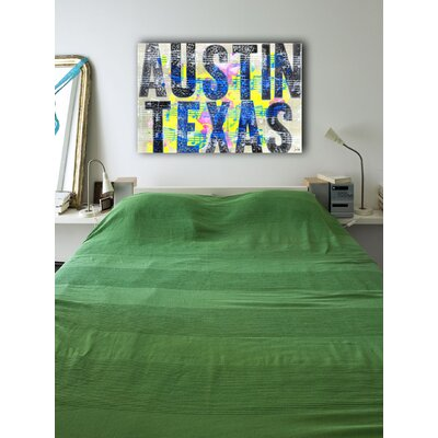 Jen Lee Art Austin Texas Canvas Art