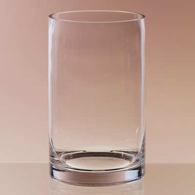 Oddity Inc. Straight Sided Glass Vase