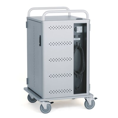 Anthro Advanced Netbook Charging Cart, 20 Unit
