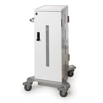 Anthro Tablet Charging Cart, 40 Unit