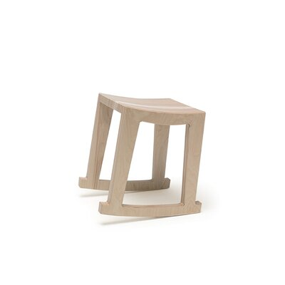 Context Furniture Narrative Rocker Stool
