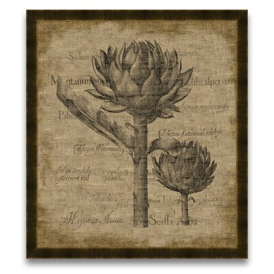 Epic Art Artichoke Wall Art