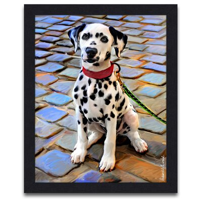 Epic Art Dalmatian Puppy Wall Art