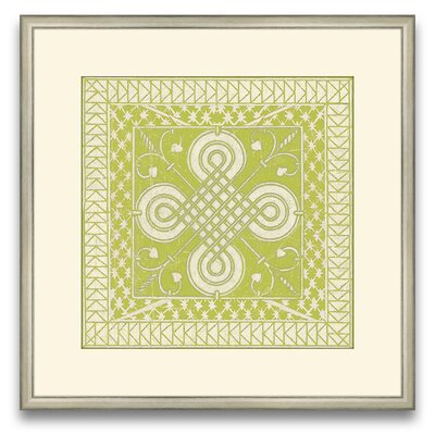 Epic Art The Pretty Pantile Small Tile II Wall Art