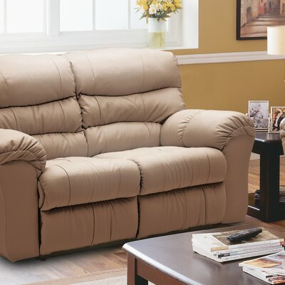 Palliser Furniture Durant Leather Reclining Loveseat