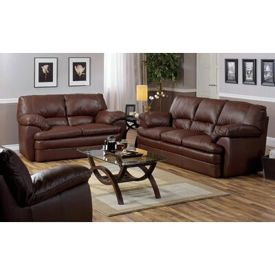 Palliser Furniture Marcella Leather Sofa