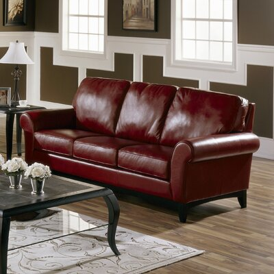Palliser Furniture Lorian Leather Sofa