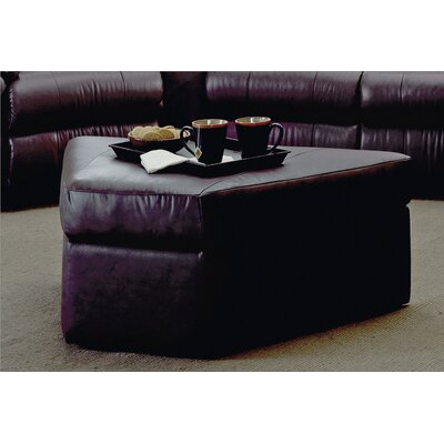 Palliser Furniture Melrose Leather Home Theatre Ottoman