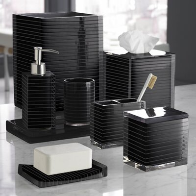 Trump home wayfair for Black white bathroom set