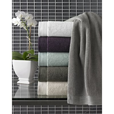 Solid 6 Piece Towel Set