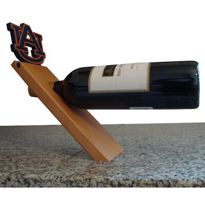 NCAA Floating Stand Tabletop Wine Rack