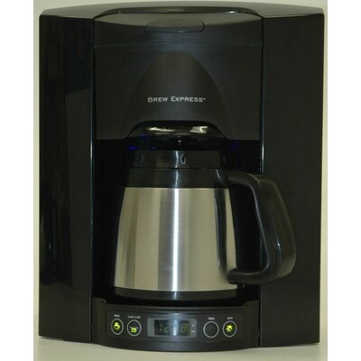 4 Cup Built-In Self-Filling Coffee and Hot Beverage System