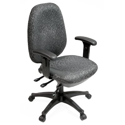Regency Precision Mid-Back Ergonomic Task Chair