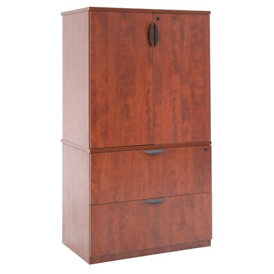 Regency Legacy Lateral File with Storage Cabinet