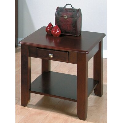 Jofran Vintner End Table