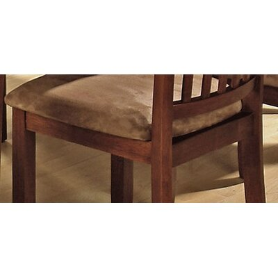Jofran Rockland Contemporary Counter Height Stool in Amaretto