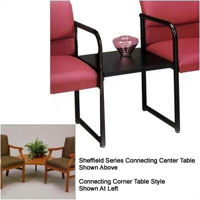 Lesro Sheffield Series Connecting Corner Table