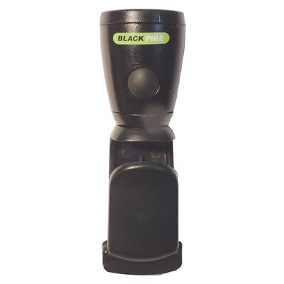 Blackbeam Llc Blackfire Mini LED Clamplight Flashlight