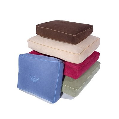 Eco-Friendly Rectangle Fleece Pet Bed