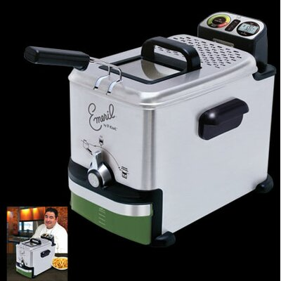 3.3L Advanced Oil Control Fryer