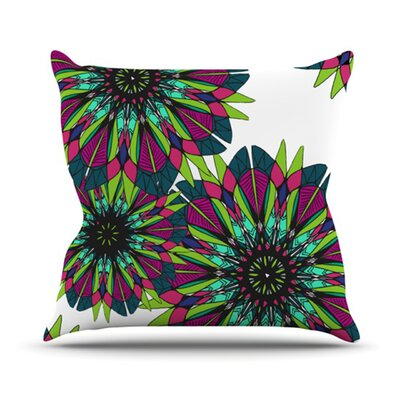 KESS InHouse Bright Throw Pillow
