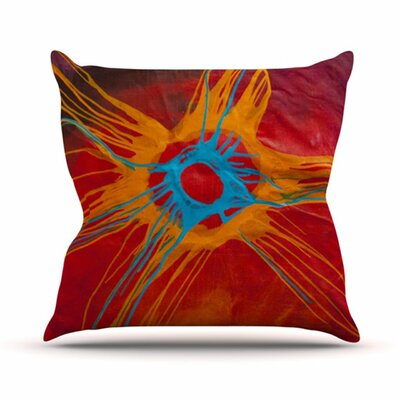 KESS InHouse Eclipse Throw Pillow