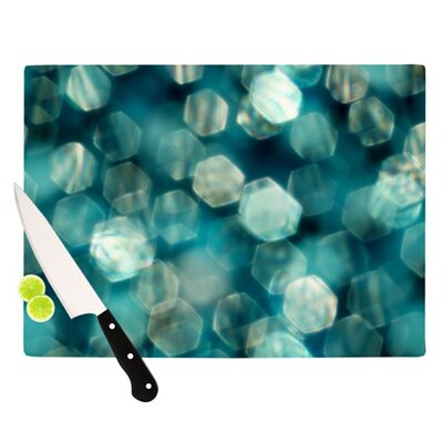 Shades of Blue Cutting Board
