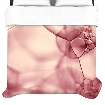 KESS InHouse Bubbles Duvet Collection