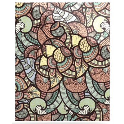 KESS InHouse Wild Run Floating Art Panel