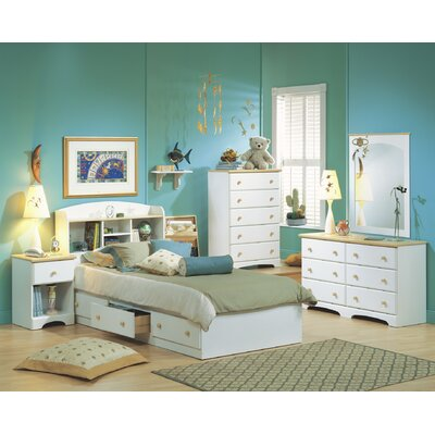 South Shore Newbury Panel Bedroom Collection