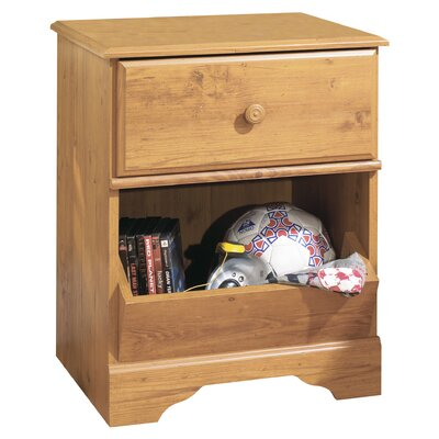 South Shore Amesbury 1 Drawer Nightstand