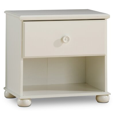 South Shore Sand Castle 1 Drawer Nightstand