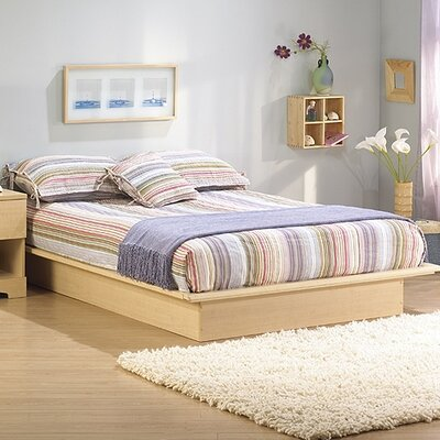 South Shore Copley Collection Platform Bed
