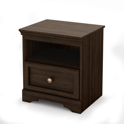 South Shore Sebastian 1 Drawer Nightstand