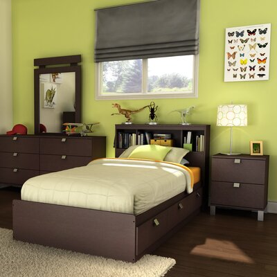 South Shore Cakao Bedroom Collection