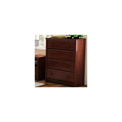 South Shore Sweet Morning 4 Drawer Chest