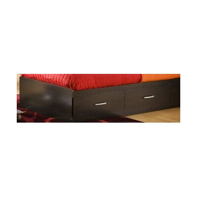 South Shore Lexington Twin Mates Bed Box